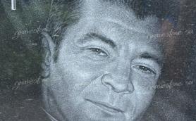 Мужской портрет (фрагментарное исполнение)