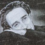 Портрет с рукой
